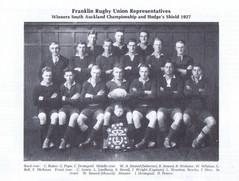 1927 Franklin Reps