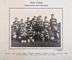 1936 ORFC Seniors