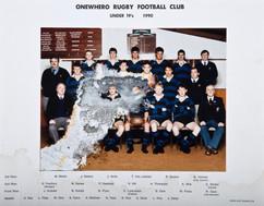 1990 ORFC U19