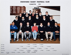 1991 ORFC Committee