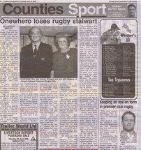 2006 ORFC Obituary Jimmy G April 13