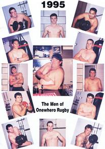1995 Men of Whero
