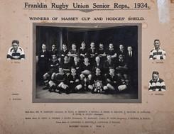 1934 Franklin Seniors