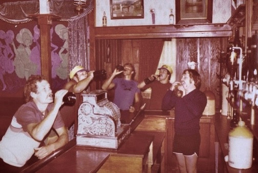 1981 ORFC South Island Tour  13