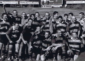 1995 ORFC Senior A Div 2 winners 29 July