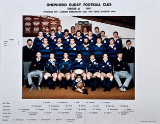 1991 ORFC Senior A