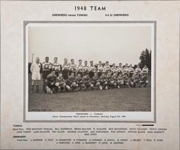 1948 ORFC v Tuakau Final