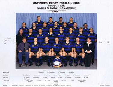 2002 ORFC Division 2