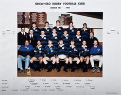 1991 ORFC U19