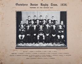 1939 ORFC Juniors 1