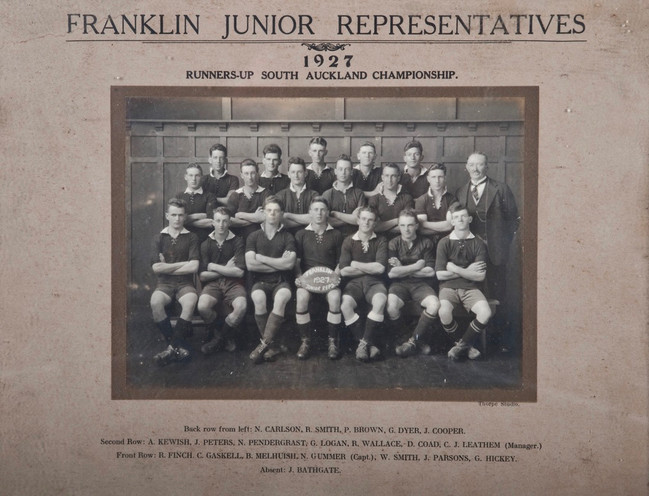 1927 Franklin Juniors