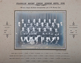 1936 Franklin Seniors