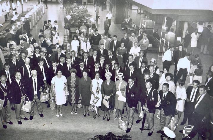 1968 ORFC Australian Tour   1