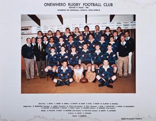 1986 ORFC Senior A