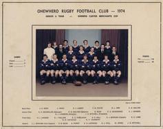 1974 ORFC Senior A