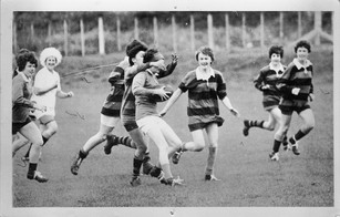 ORFC Women's Game 1960's   6