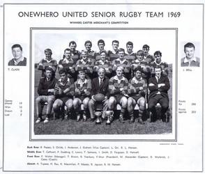 1969 ORFC Seniors
