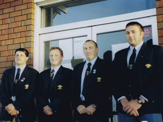 ORFC 200 Game men 2000's