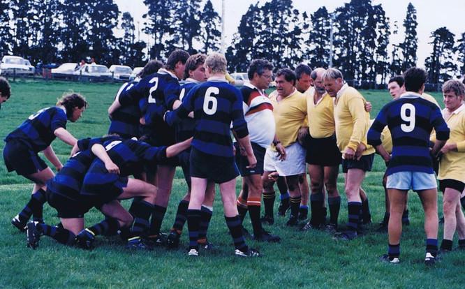 1988 ORFC Jack Mitchell Memorial Day U17