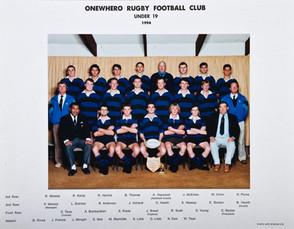 1994 ORFC U19