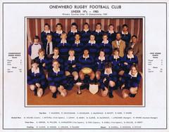 1983 ORFC U19