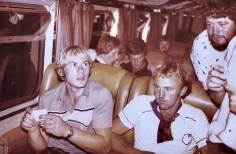 1981 ORFC South Island Tour  16