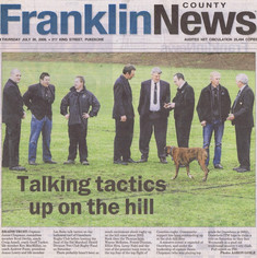 2009 ORFC Talking Tactics FCN 30 Jul