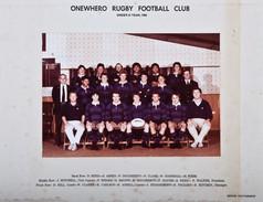 1984 ORFC U21