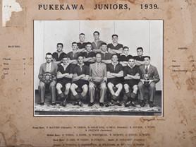 1939 Pukekawa Juniors