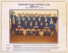 1983 ORFC Senior A