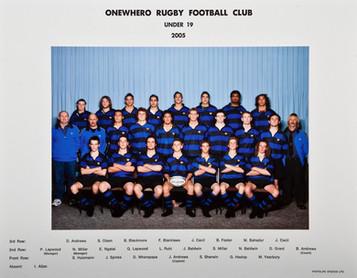 2005 ORFC U19