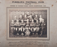 1932 Pukekawa Seniors
