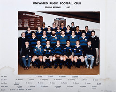 1990 ORFC Senior Reserves