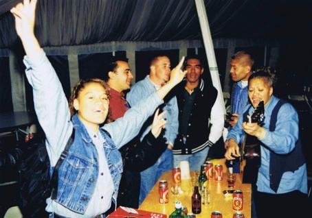 1995 ORFC 75th Jubile  1