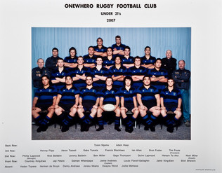 2007 ORFC U21