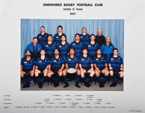 2002 ORFC U21