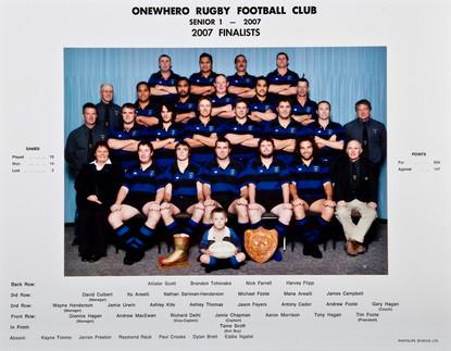 2007 ORFC Senior 1