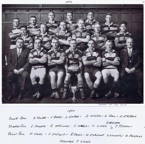 1934 ORFC Juniors 1