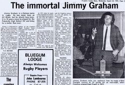 Jimmy Graham 1973