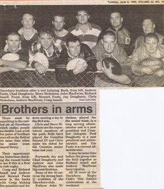 1995 ORFC Brothers in Arms June 6th