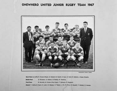 1967 ORFC Juniors