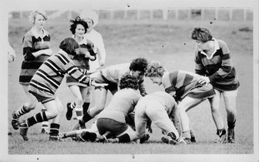 ORFC Women's Game 1960's   7
