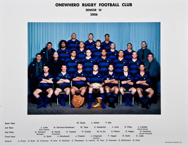 2006 ORFC Senior A