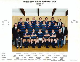 1994 ORFC Senior A