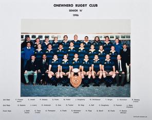 1996 ORFC Senior A