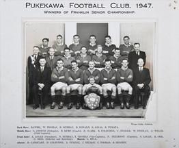 1947 Pukekawa Seniors