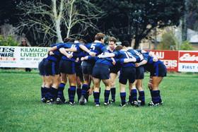 1994 ORFC Senior A huddle