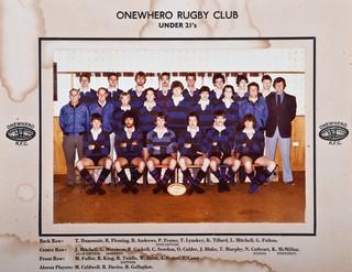 1983 ORFC U21