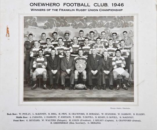 1946 ORFC Seniors