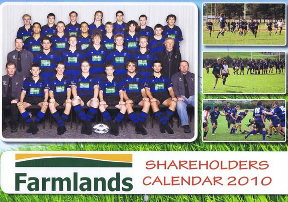 2010 ORFC U19 Farmlands